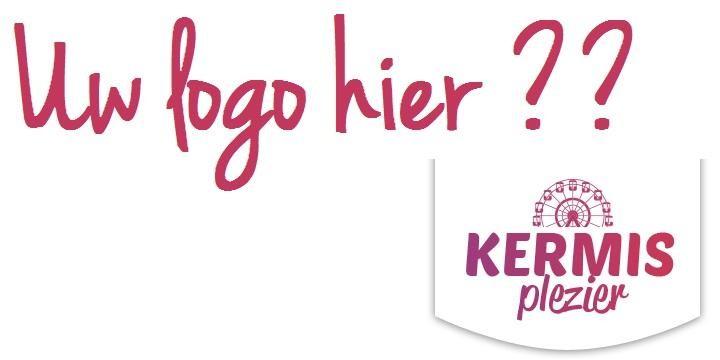 Uw logo op Kermisplezier.nl?