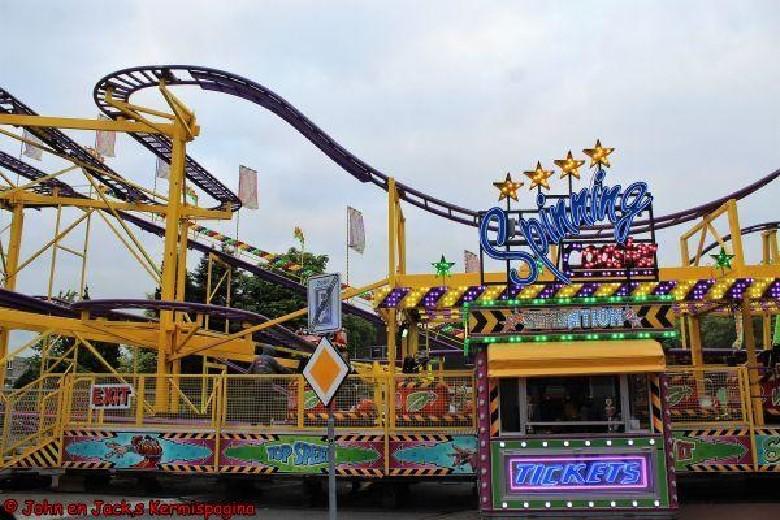 Spinning Coaster XXL