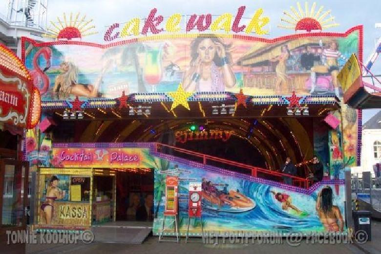 Cake Walk (Cameron)