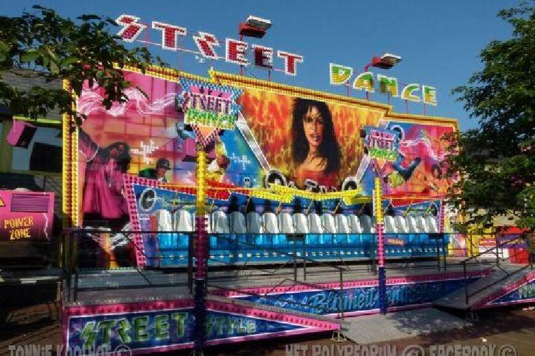 Street Dance (Burger)